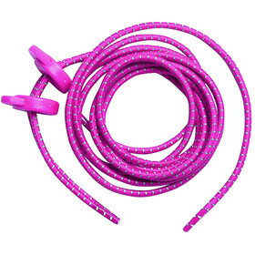 Zone3 Elastic Laces neon pink